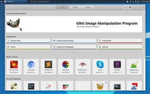 19 GNOME Software