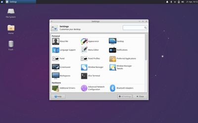 19 Xfce System Settings