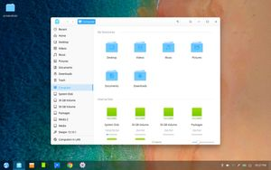07 deepin file manager