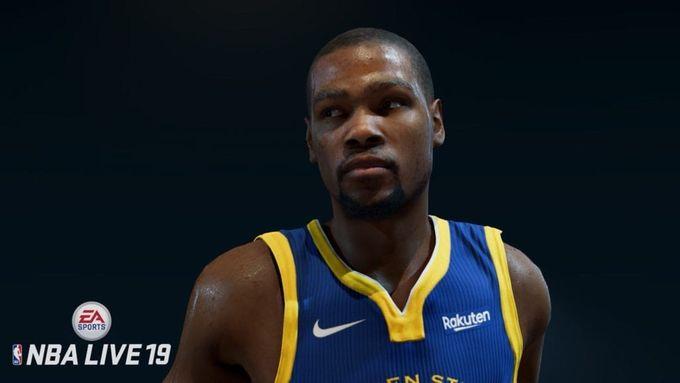 NBA Live 19 大進步?超真實樣貌及各位置頭五發佈!