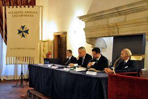 La famiglia Angelo-Comneno e l'Accademia Costantiniana (video)