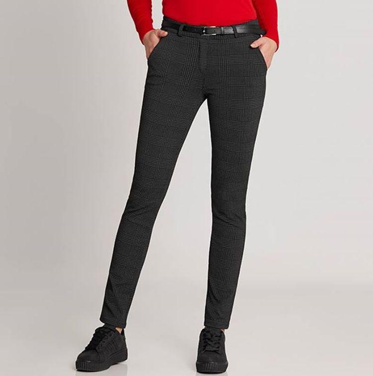 Καρό παντελόνι!