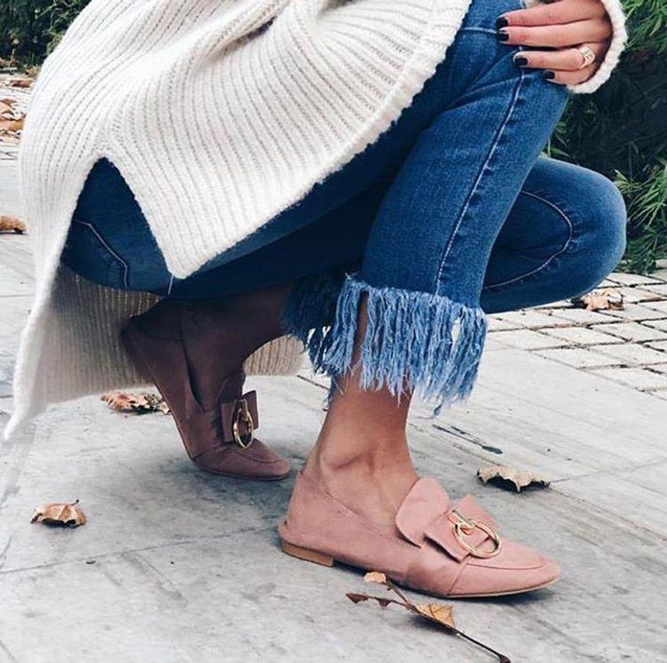 Πόσο στιλάτα loafers!