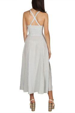 Ριγέ maxi φόρεμα!