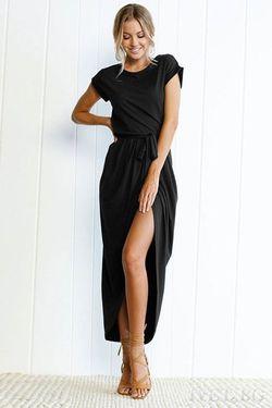 Casual ασύμμετρο φόρεμα!