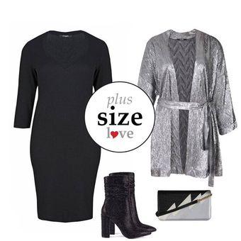 Plus Size Love!