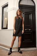 Tweed mini φόρεμα!