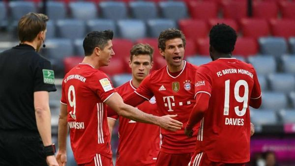 Müller und Gnabry machen Bayern-Coach Flick happy