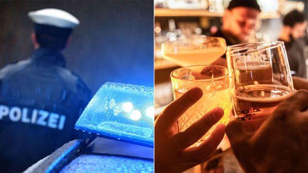 Flashmob, Grapscher, Drogen und verletzte Beamte: Polizei muss erneut zahlreiche Corona-Partys auflösen