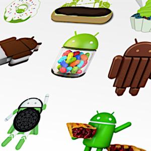 10 najboljih verzija Androida!