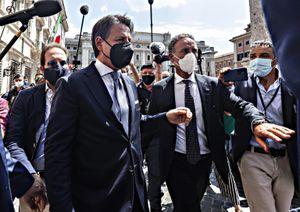 Conte incontra Draghi, ma è più nostalgia che politica