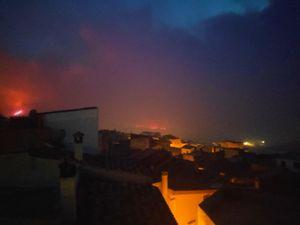 Gli incendi in Sardegna, un disastro per l'inquinamento e per la nostra salute