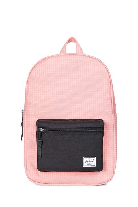 Herschel Supply Co. Settlement mid volume backpack strawberry ice grid