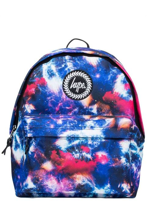 Hype cosmic ray backpack blue