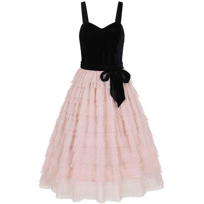 dreamy vintage φόρεμα chic Ballerina