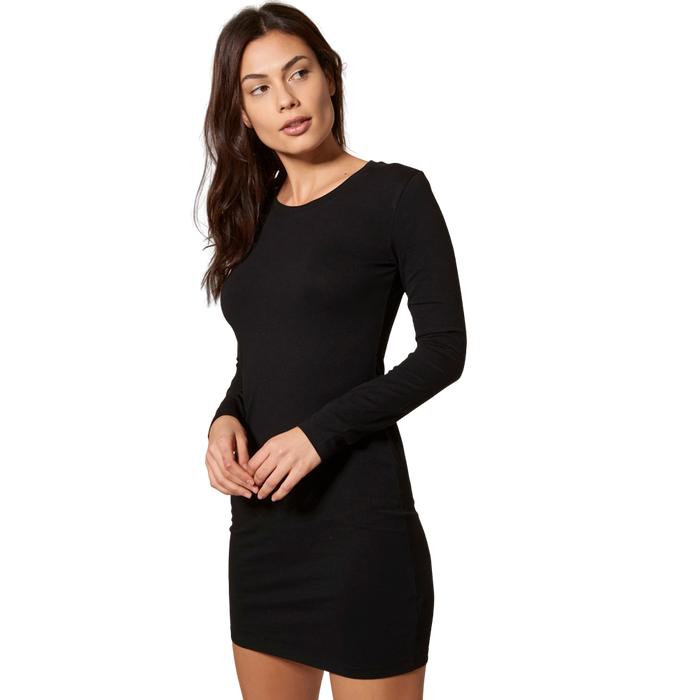 Basic μίνι φόρεμα (BLACK)