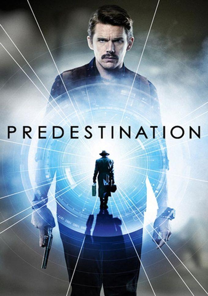 predestination超時空攔截 自己門門自己門
