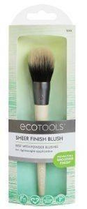 ΠΙΝΕΛΟ ΡΟΥΖ ECOTOOLS SHEER FINISH BRUSH