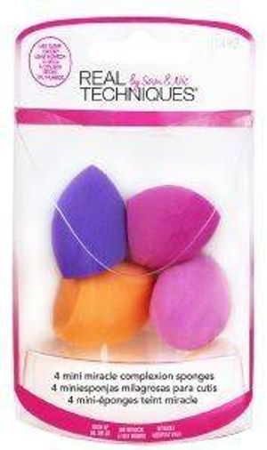 ΣΦΟΥΓΓΑΡΑΚΙ REAL TECHNIQUES 6 MIRACLE SPONGES 6ΤΕΜ