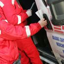 Mladić teško povređen u lančanom sudaru u Novom Beogradu