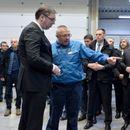 Vučić: Vlasti Crne Gore moraju voditi dijalog sa SPC