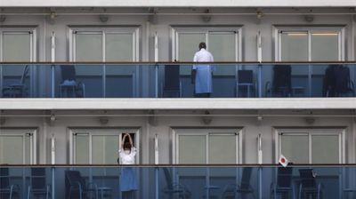 "Još 67 zaraženih na brodu ""Dajmond prinses"""