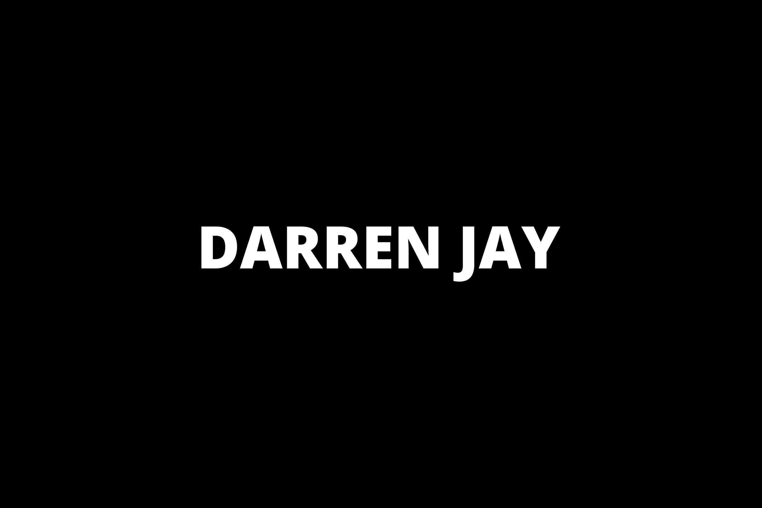 Darren Jay (31/01/2017)