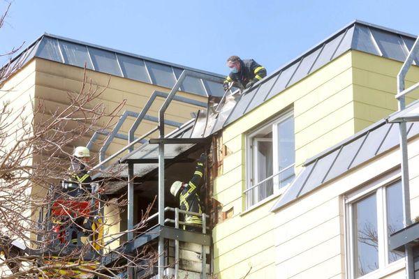 Fritteuse in Brand: Feuer aufdem Haidach - Pforzheim - Pforzheimer-Zeitung