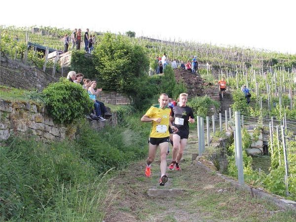 Stäffele-Lauf startet unter Corona-Bedingungen - Region - Pforzheimer-Zeitung