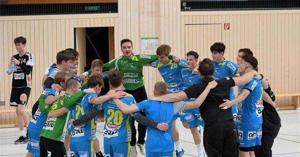 Nach 32:25-Sieg gegen TV Gelnhausen: SG-A-Jugend zieht ins Ligapokal-Finale ein - Sport - Pforzheimer-Zeitung