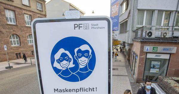 Baden-Württemberg will Maskenpflicht vereinfachen - Baden-Württemberg - Pforzheimer-Zeitung