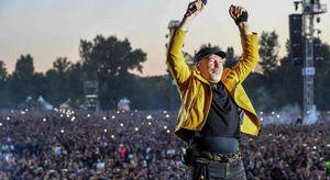 In 220mila al concerto leggenda, Vasco: «Non abbiate paura»