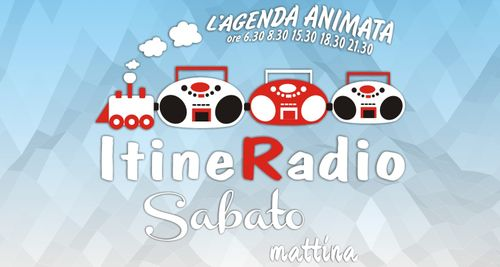 Listen to Itineradio Sabato mattina