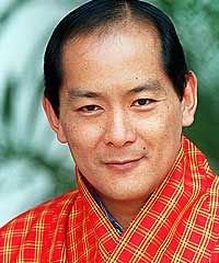 King Jigme Singye Wangchuck