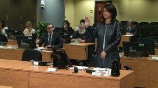 La ex ministra liberal Nathalie Normandeau detenida por la UPAC