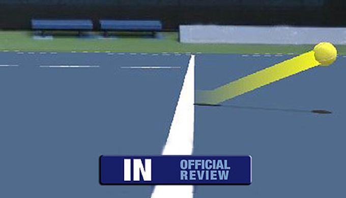 [網球] 小測試,看看你沒有球證般的銳利目光吧!