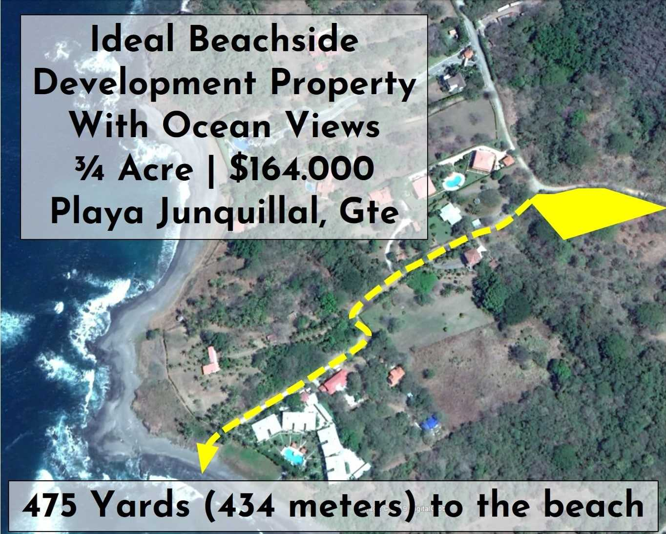Ocean View Mixed Beach Property