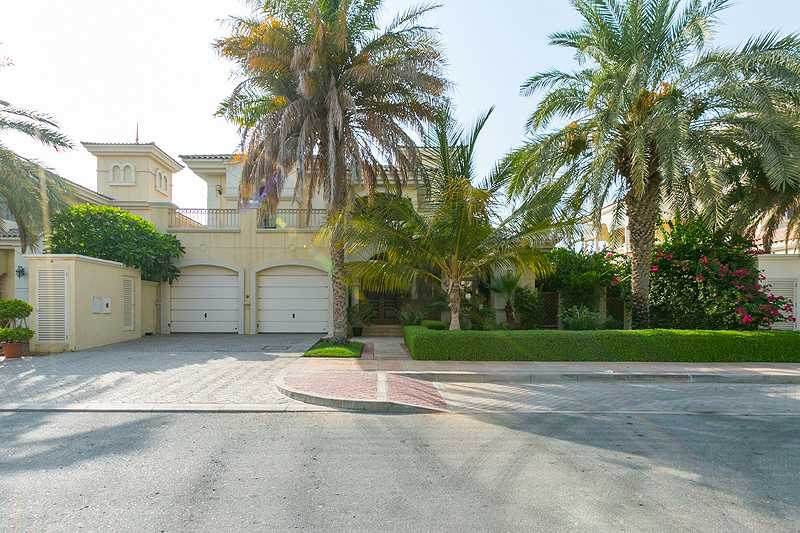 Exclusive Garden Home For Sale- K Frond - Palm Island Jumeirah
