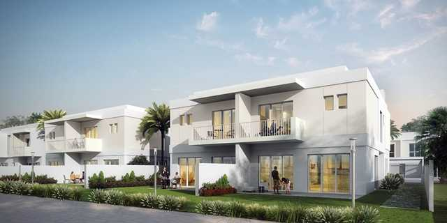 ARABELLA - 3 Bedroom Townhouses – Type B  End - For Sale
