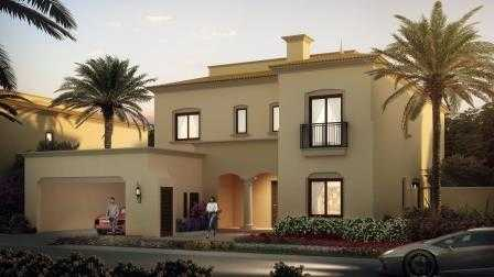 Villanova - La Quinta - 4 BR Plus Maid's Room - Villa Type 2 - For Sale