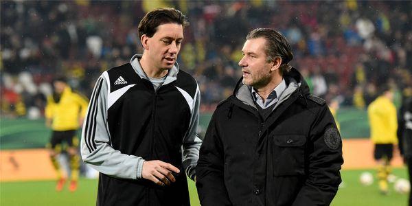 BVB-Sportdirektor Zorc spricht sich für Verbleib von Schiedsrichter Gräfe aus - Recklinghäuser Zeitung