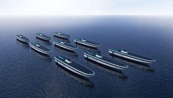 La nave del futuro viaggia da sola (e non inquina)