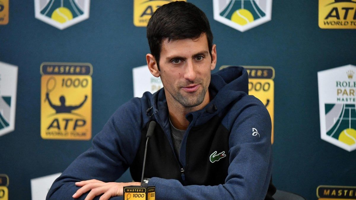 Tennis Djokovic moglie negativi test per coronavirus