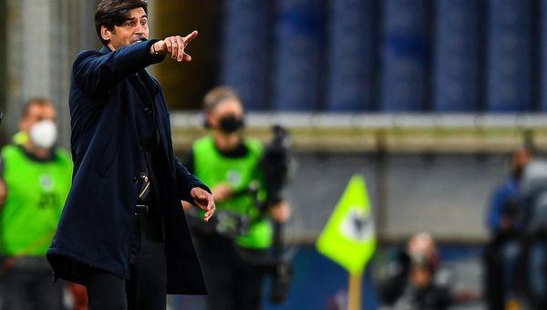 Roma, ufficiale: Fonseca via a fine stagione