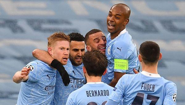 Manchester City-Psg 2-0, Mahrez regala la prima finale di Champions ai Citizens