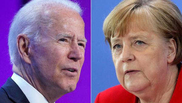 Merkel vola a Washington, così la cancelliera prova a ricucire con gli Stati Uniti di Biden