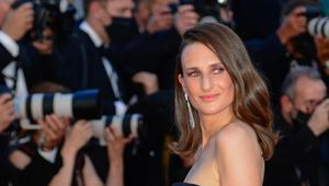 Cannes, Camille Cottin: