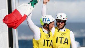 Ruggero e Caterina, virate per l'oro: