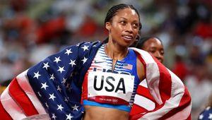Allyson Felix da record, sono undici le medaglie olimpiche