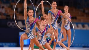 Magiche farfalle, Italia di bronzo nella ginnastica ritmica. È la quarantesima medaglia